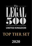 The Legal 500 - Leading Set 2020 Logo