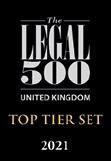 The Legal 500 - Leading Set 2021 Logo