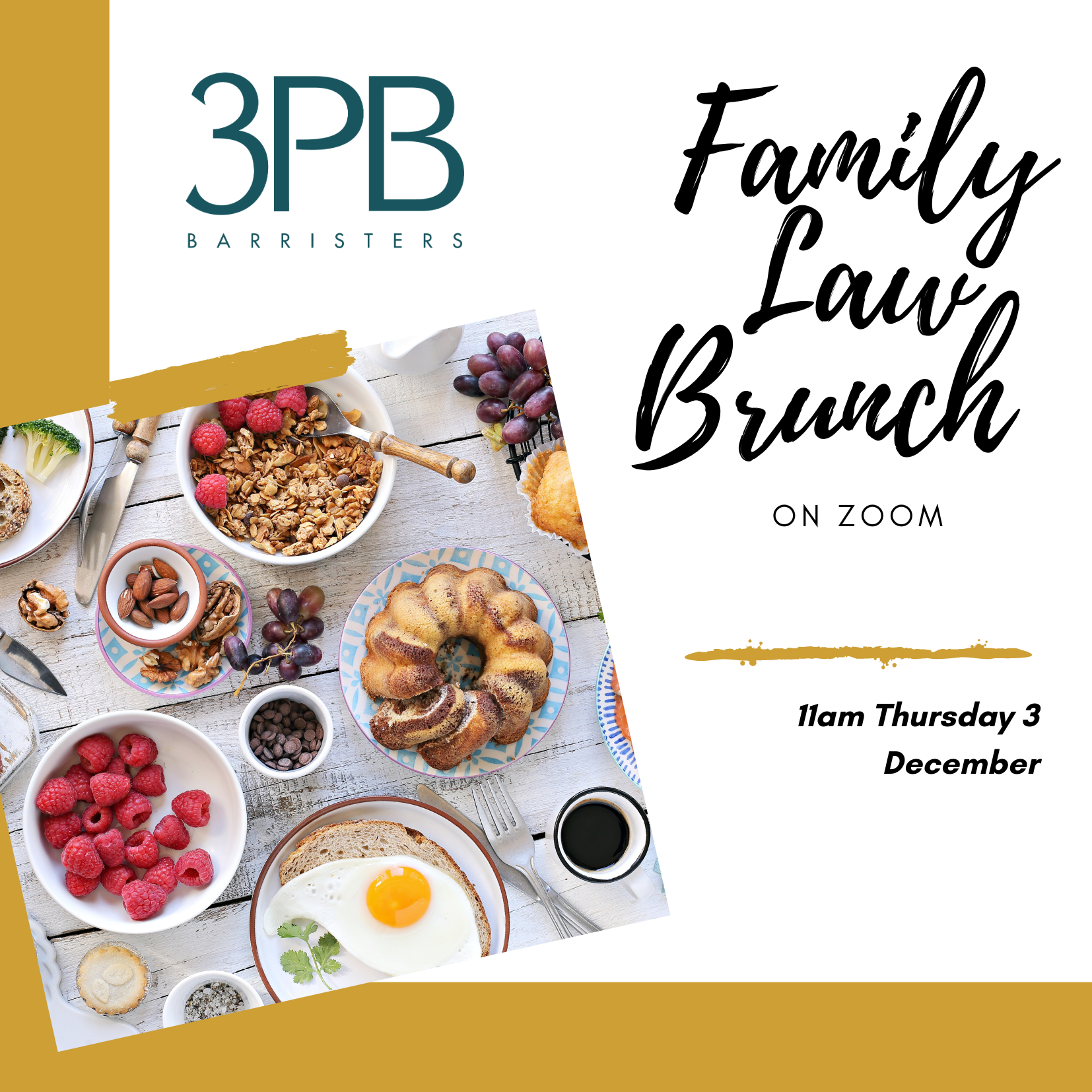 3 Dec family law brunch