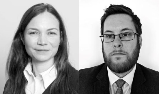3PB Barristers Katherine Anderson and Matthew Wyard