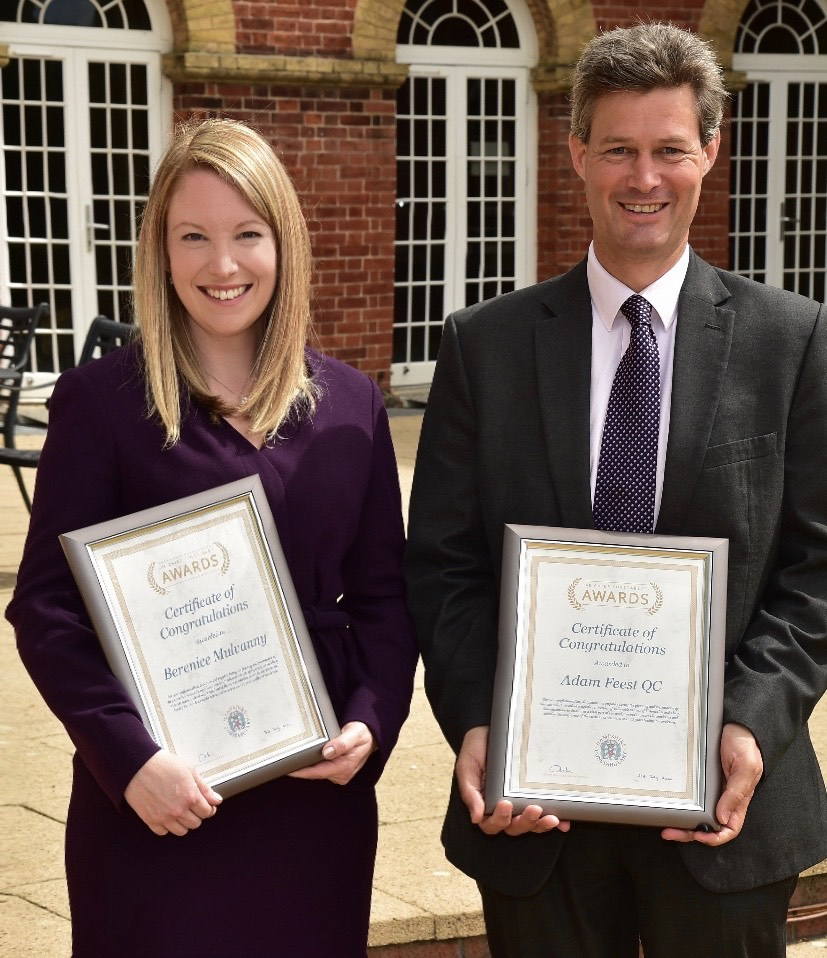 AFQC and BM and Hampshire Award 2020