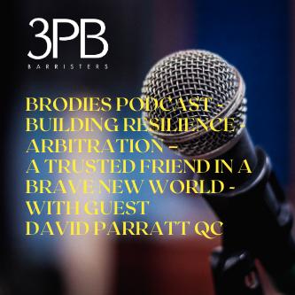 Brodies podcast image