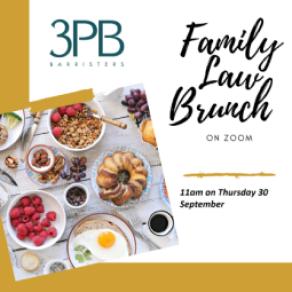 Family law brunch webinar 30 September 2021