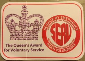 J Giret Queens award