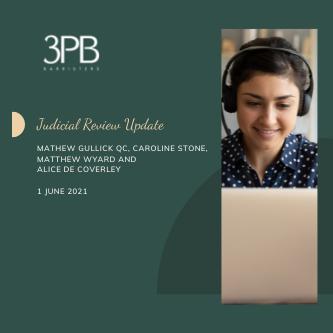 Judicial Review update: practice and procedure