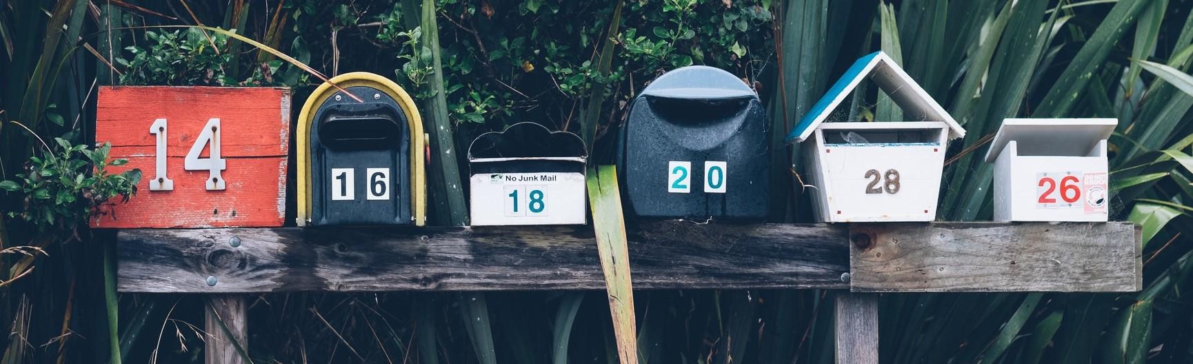 Letter boxes photo 1466096115517 bceecbfb6fde 2